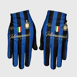 Перчатки Internazionale Milano цвета 3D — фото 1