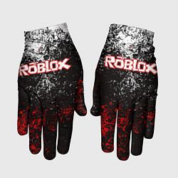 Перчатки ROBLOX цвета 3D — фото 1