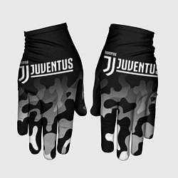 Перчатки JUVENTUS ЮВЕНТУС цвета 3D — фото 1