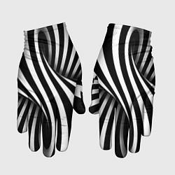Перчатки Оптические иллюзии