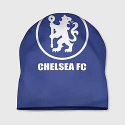 Шапка Chelsea FC цвета 3D — фото 1