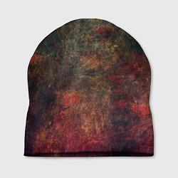 Шапка Металлические краски цвета 3D — фото 1