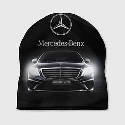 Шапка Mercedes цвета 3D — фото 1