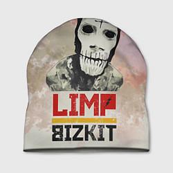 Шапка Limp Bizkit цвета 3D-принт — фото 1