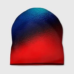 Шапка Синий и красный