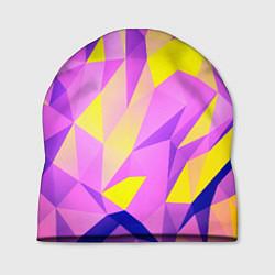 Шапка Texture цвета 3D — фото 1