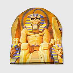 Шапка Iron Maiden: Pharaon цвета 3D-принт — фото 1