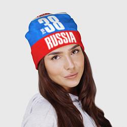 Шапка Russia: from 38 цвета 3D-принт — фото 2
