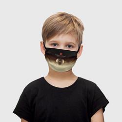 Маска для лица детская The International Championships цвета 3D — фото 1