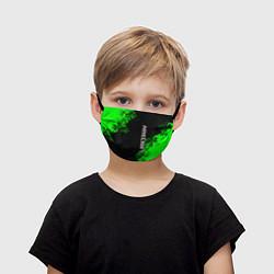 Детская маска для лица MINECRAFT