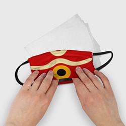 Маска для лица детская ПРИНЦЕССА МОНОНОКЕ цвета 3D — фото 2
