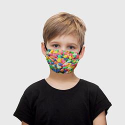 Детская маска для лица Мармеладные мишки