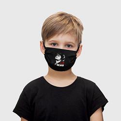 Детская маска для лица Цой жив