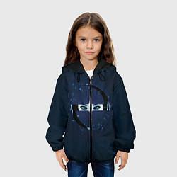 Куртка с капюшоном детская Evanescence Eyes цвета 3D-черный — фото 2