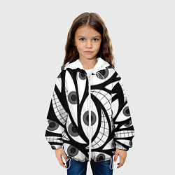 Куртка 3D с капюшоном для ребенка Alchemist Eyes - фото 2