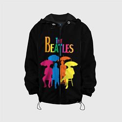Куртка 3D с капюшоном для ребенка The Beatles: Colour Rain - фото 1
