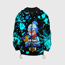 Куртка 3D с капюшоном для ребенка BRAWL STARS GALE - фото 1