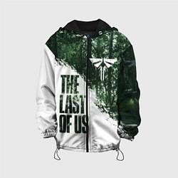 Куртка с капюшоном детская THE LAST OF US 2 ЦИКАДЫ цвета 3D-черный — фото 1