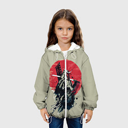 Куртка 3D с капюшоном для ребенка Samurai man - фото 2