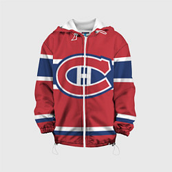 Куртка 3D с капюшоном для ребенка Montreal Canadiens - фото 1