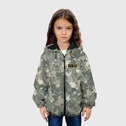 Куртка с капюшоном детская O I + цвета 3D-черный — фото 2