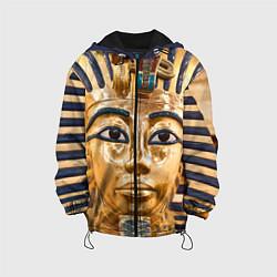 Куртка с капюшоном детская Фараон цвета 3D-черный — фото 1