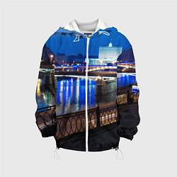 Куртка 3D с капюшоном для ребенка Москва - фото 1