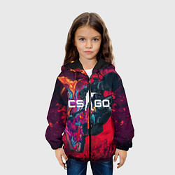 Куртка 3D с капюшоном для ребенка CS:GO Beast AWP - фото 2