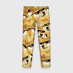 Детские леггинсы Doge: Deal with it