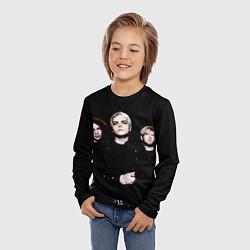 Лонгслив детский My Chemical Romance цвета 3D — фото 2