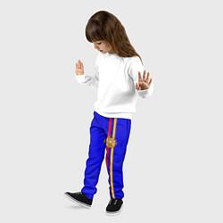 Брюки детские Армения цвета 3D — фото 2