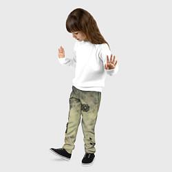 Брюки детские Breaking Benjamin цвета 3D — фото 2