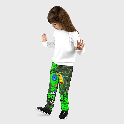 Детские брюки BRAWL STARS LEON / 3D – фото 3