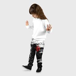 Брюки детские ВЕДЬМАК цвета 3D — фото 2
