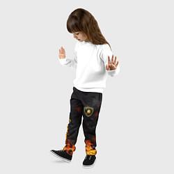 Брюки детские LAMBORGHINI цвета 3D — фото 2