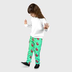 Брюки детские Among us цвета 3D — фото 2