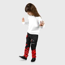 Брюки детские AMONG US - Impostor цвета 3D — фото 2