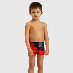Плавки для мальчика AMONG US АМОНГ АС цвета 3D — фото 2