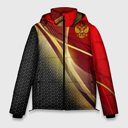 Мужская зимняя куртка RUSSIA SPORT: Gold Collection