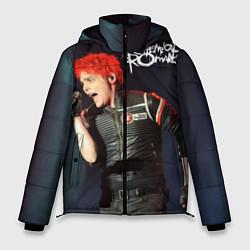Куртка зимняя мужская Gerard Way цвета 3D-черный — фото 1