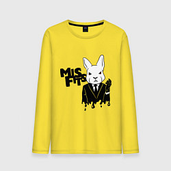 Мужской лонгслив Misfits Rabbit