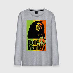 Мужской лонгслив Bob Marley: Jamaica