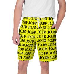 Шорты на шнурке мужские JoJo Bizarre Adventure цвета 3D — фото 1