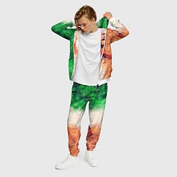 Костюм мужской Conor McGregor: Ireland цвета 3D-белый — фото 2