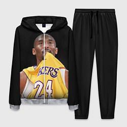 Костюм мужской Kobe Bryant цвета 3D-меланж — фото 1