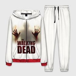 Костюм мужской Walking Dead Shadow цвета 3D-красный — фото 1