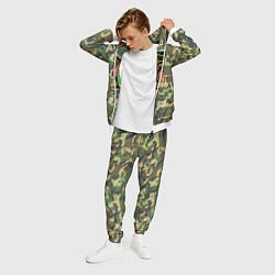 Костюм мужской Blackhawks Camouflage цвета 3D-белый — фото 2