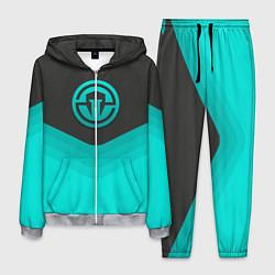 Костюм мужской Immortals Uniform цвета 3D-меланж — фото 1