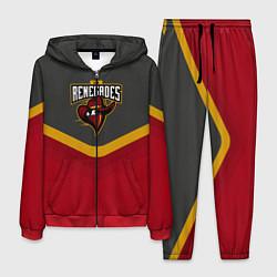 Костюм мужской Renegades Uniform цвета 3D-красный — фото 1