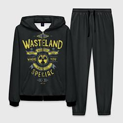 Костюм мужской Come to Wasteland цвета 3D-черный — фото 1
